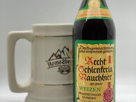 Sixty Six: Aecht Schlenkerla Rauchbier Weizen