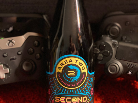 Forty One: Second Life Wild Sour Ale