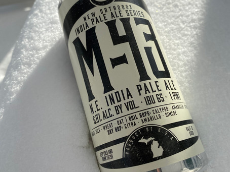 Sixty Two: M-43 IPA
