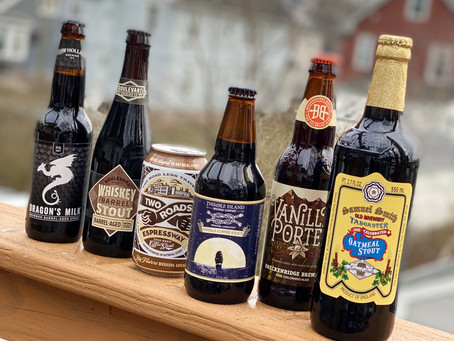 Seventy Eight: Six Pack Series - Stouts Part Two!