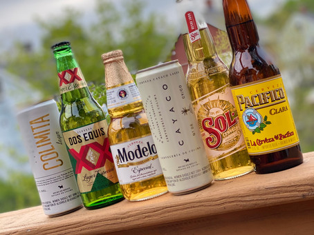 Eighty Two: 6 Pack Series: Cervezas Part One!