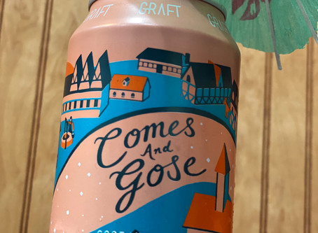Forty Eight: Comes and Gose Sour Cider