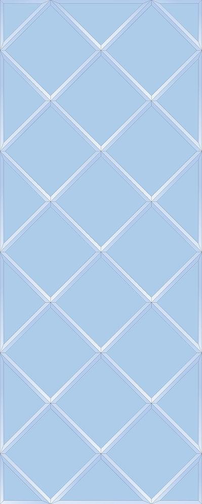 Образец зеркального панно №2