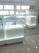 Стеклянные витрины для дома и магазина, УФ склейка