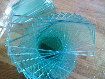 Изготовление стола методом УФ склейки