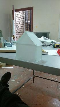 Уф склейка стекла со стеклом, изготовление предметов интерьера.