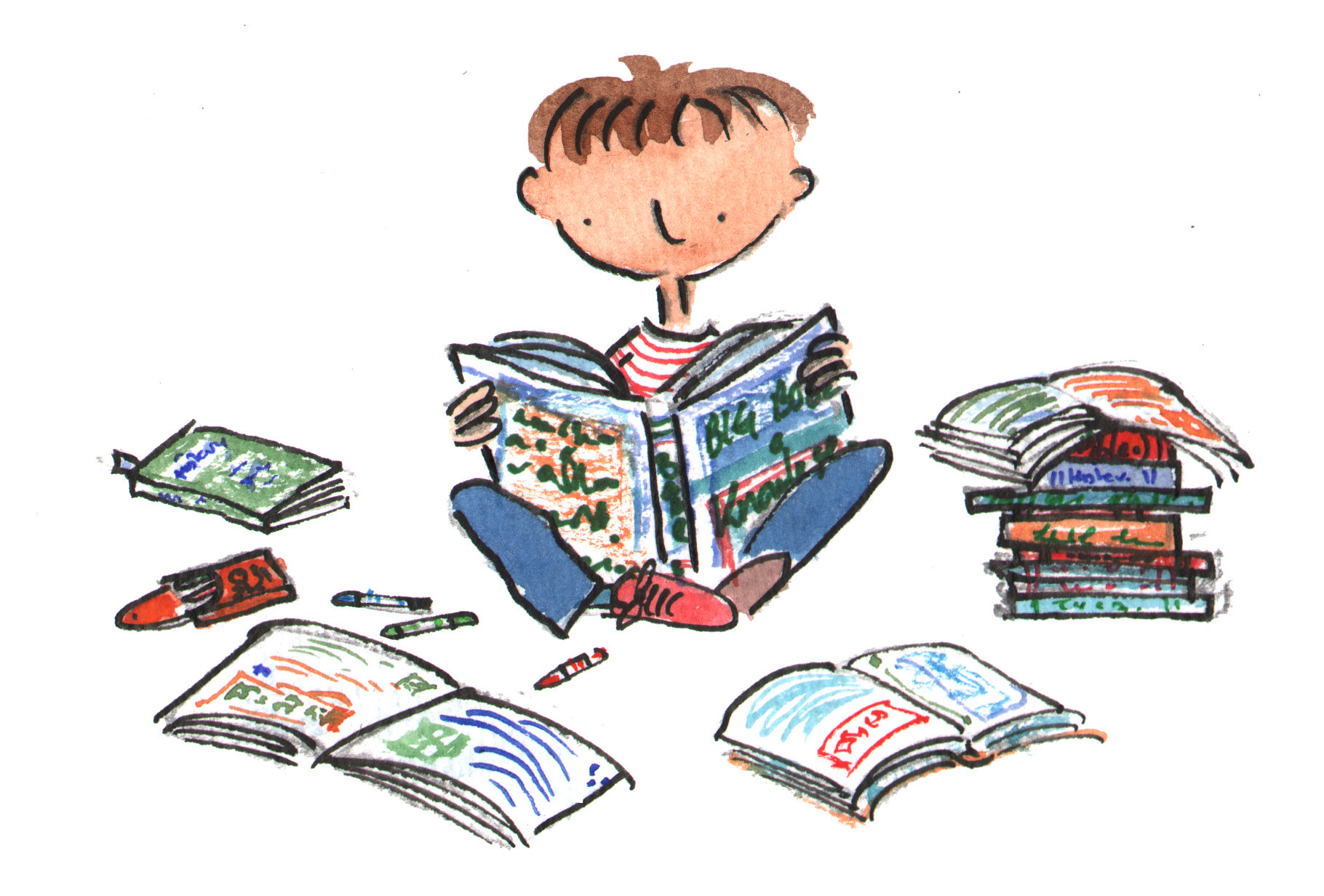 book reading noy
