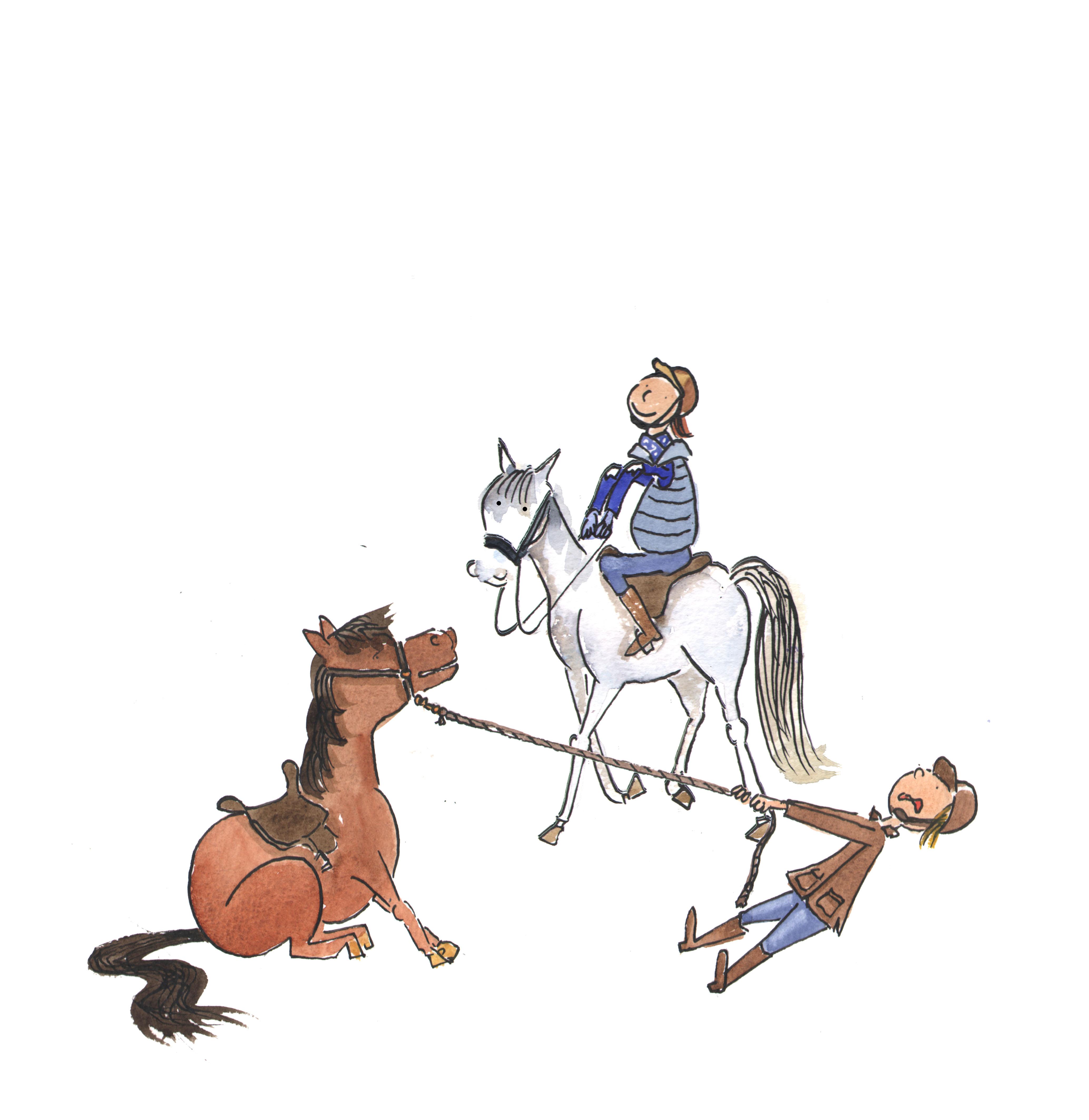 A&E riding