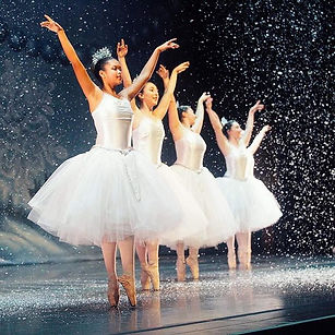 It's snowing tomorrow in Pittsburg! Grab your tickets online now_ www.pittnutcracker.event