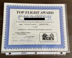 22_corvette_1969_ncrs_top_flight_award