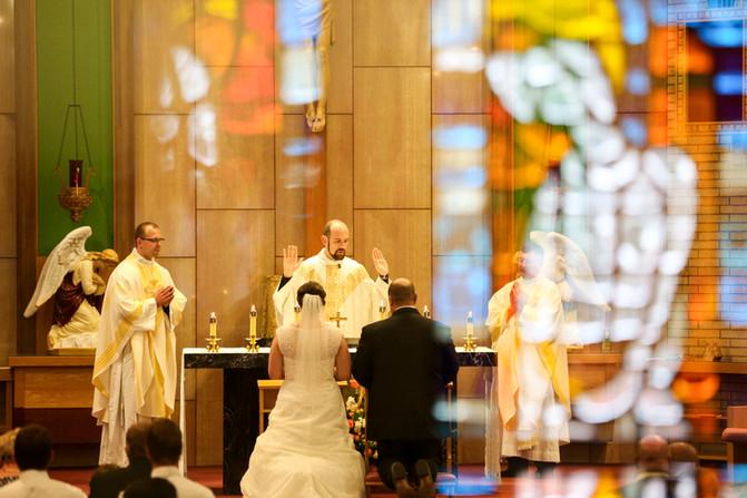 dave.katrina Christ the King Catholic Church-Mandan, ND