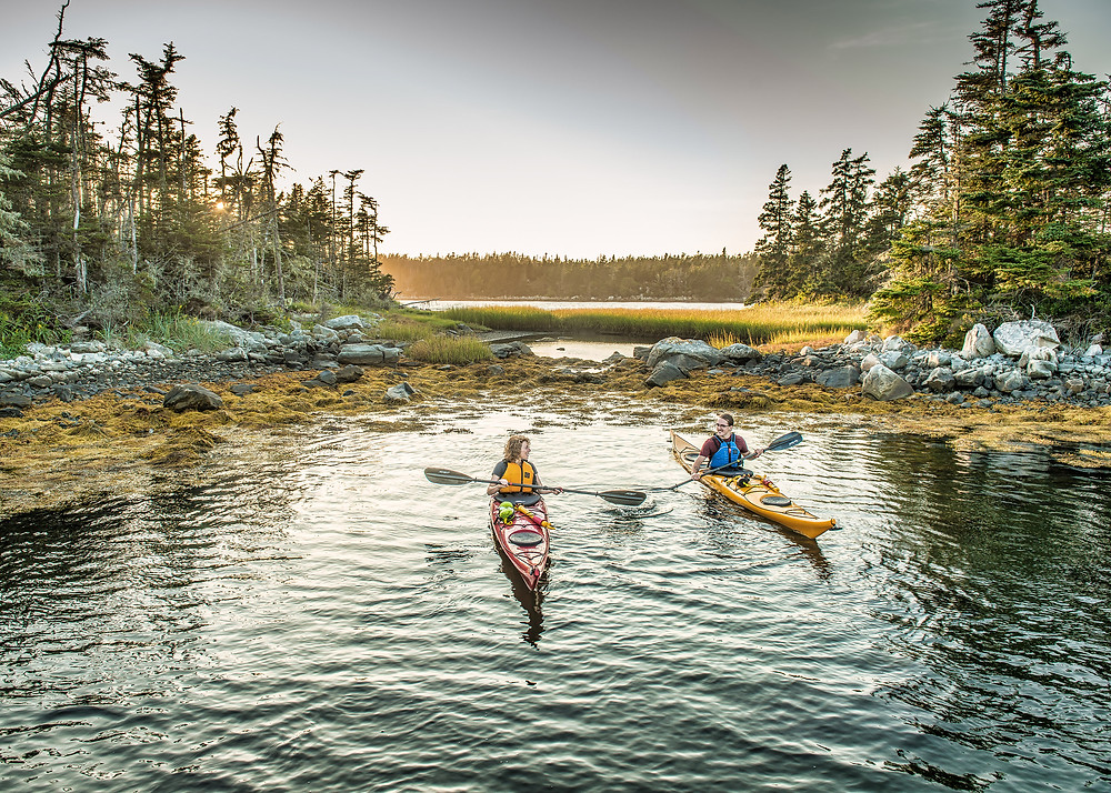 Eastern Shore Kayaking © Tourism Nova Scotia/Scott Munn