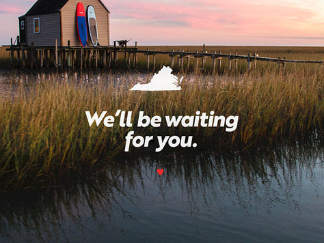 "Virginia startet ""We'll be Waiting for You"" Initiative"