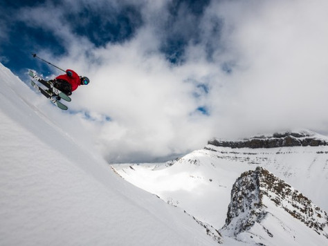 Saisoneröffnung in Lake Louise, Banff Sunshine und Mt Norquay