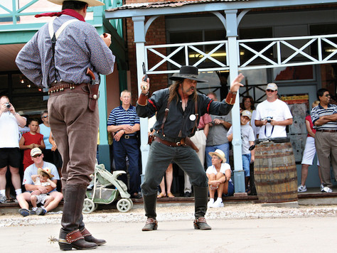 Der Wilde Westen wird real: Wyatt Earp Days in Tombstone