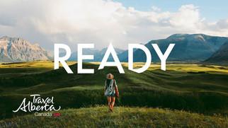 READY | Travel Alberta