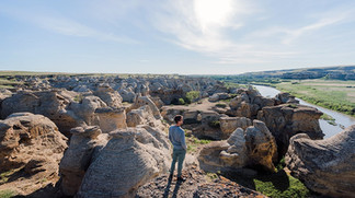 Writing-on-Stone Provincial Park's sacred roots | Travel Alberta