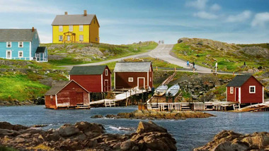 Iceberg Alley, Newfoundland and Labrador Tourism
