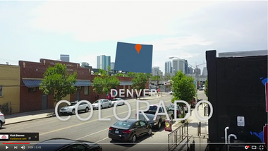 Denver, Colorado: Urban Gateway to the Rocky Mountains