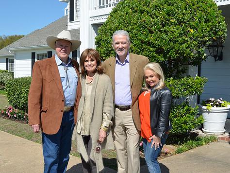 Die Southfork Ranch feiert 40-jähriges Jubiläum von DALLAS mit Meet-And-Greet