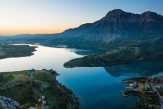 Juwel im Süden Albertas: Waterton Lakes National Park