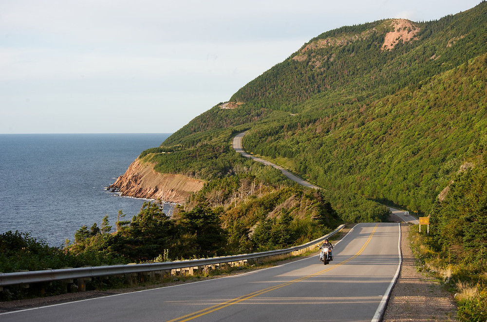 Cape Breton Highlands National Park © Nova Scotia Tourism / Wally Hayes