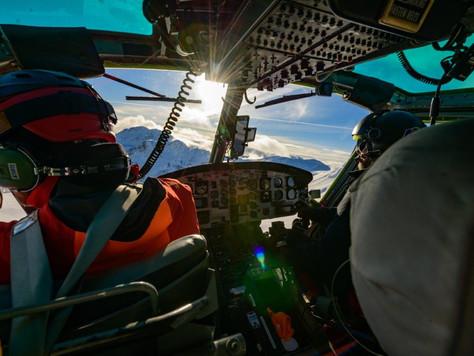 Heliskiing mit Club Reisen Stumböck in den kanadischen Rockies