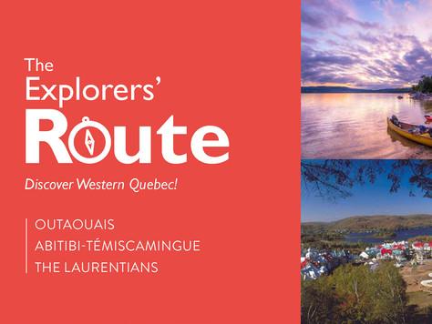 Alle Links zur Route des Explorateur in Québec