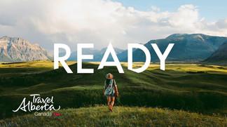 READY! Travel Alberta