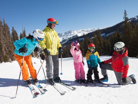 Mit der Familie zum Skifahren nach Colorado