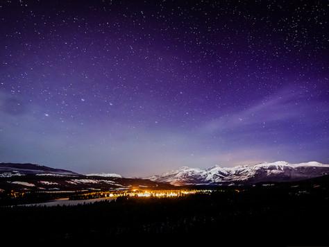 12. bis 21. Oktober 2018: Das 8. Dark Sky Festival in Jasper