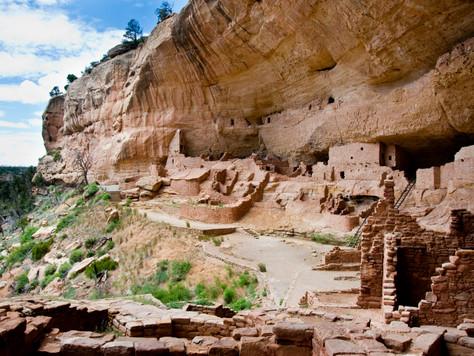 Indigenes Kulturerbe im Mesa Verde National Park