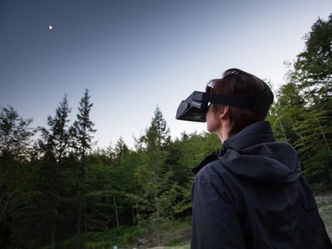 National Geographic und Naturzentrum Au Diable Vert eröffnen weltweit erstes Open-Air Planetarium in