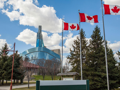 Neue Canadian Signature Experience: Canadian Museum for Human Rights