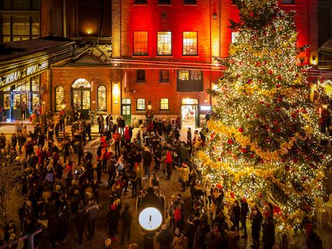 Kanadas Städte im Osten locken mit X-Mas Shopping, Festivals und Schneegarantie