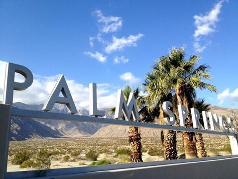 Palm Springs Modernism Week Preview vom 18. bis zum 21. November