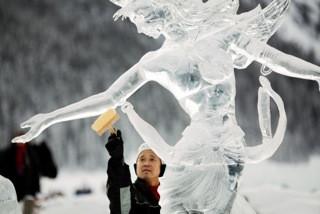 Ice Magic Festival – Eiskunst am Lake Louise