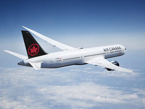 Jetzt noch Air Canada Specials für Herbst buchen!