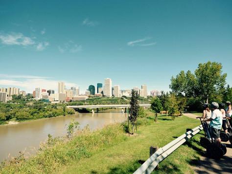 Edmonton, Alberta – das Tor zum Norden