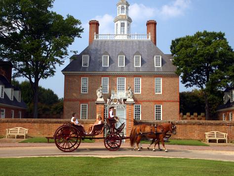Ohne Virginia keine USA: 400 Jahre US-amerikanische Kultur