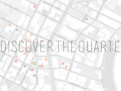 Kreative Ideenschmiede im neuen Design Quarter Winnipeg