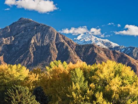 Traumhafter Herbst in Utah