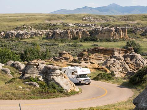 Writing-on-Stone Provincial Park in Alberta zum UNESCO-Welterbe erklärt