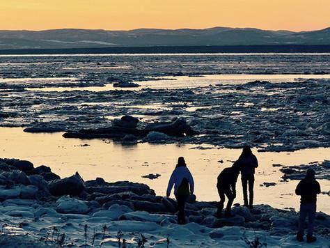 Winter am Sankt-Lorenz-Strom: 11 gute Gründefür eine Winterreise nach Québec