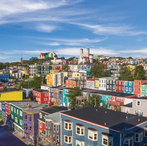 Historisch und hip: Neufundlands bunte Hauptstadt