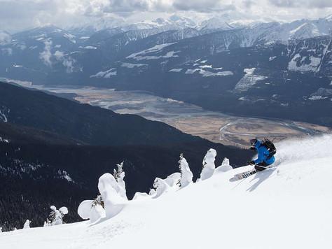 Powder Highway: Ski-Roadtrip durch die Canadian Rockies