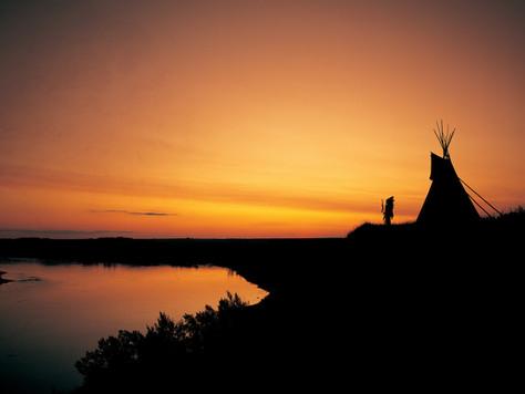 Saskatchewan: Übernachten im traditionellen Tipi im Wanuskewin Heritage Park