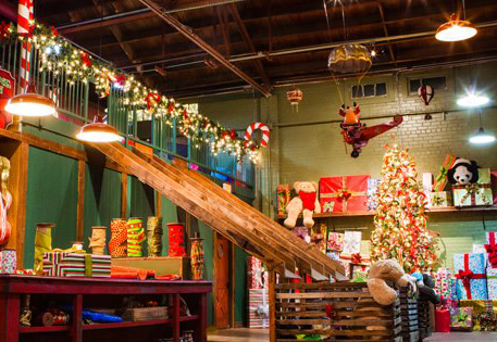 Zehnjähriges Jubiläum der North Pole Experience in Flagstaff