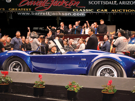Barrett-Jackson Classic Car Auction