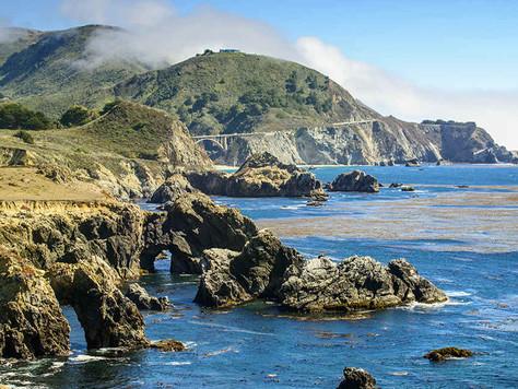 Kalifornien: Der Highway 1 bei Big Sur ist wieder offen!